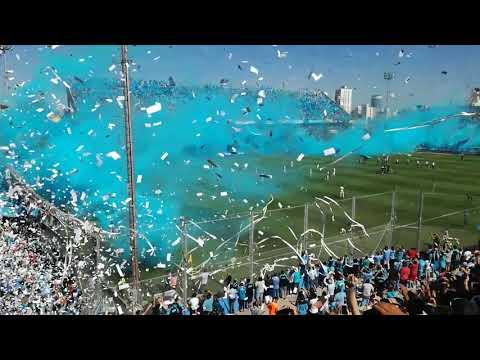 Belgrano vs Talleres | Recibimiento | 15/10/17 - Los Piratas Celestes de Alberdi - Belgrano - Argentina - América del Sur