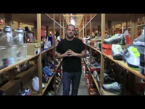 ShoeZeum   Guided Tour: 2,000 Pairs in 11 Minutes | Video