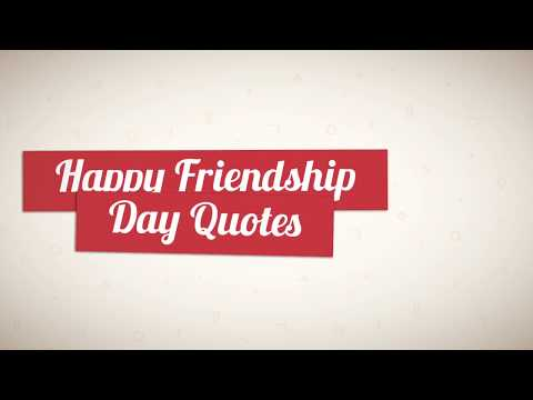 Happiness quotes - Happy Friendship Day Quotes #frienshipday