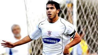 Carlos Tevez beste Szenen für die Corinthians