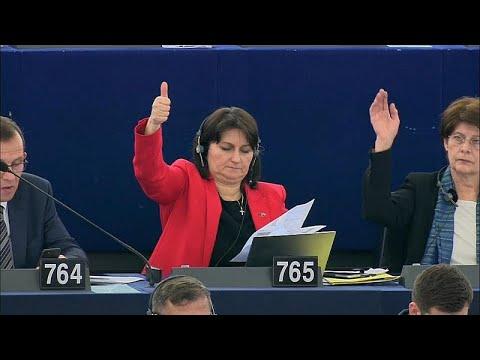Την αναστολή των ενταξιακών διαπραγματεύσεων με την Τουρκία ζητά η Ευρωβουλή…