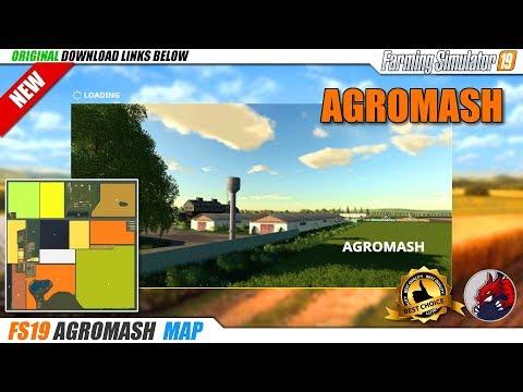 Map AgroMash v1.0.0.1