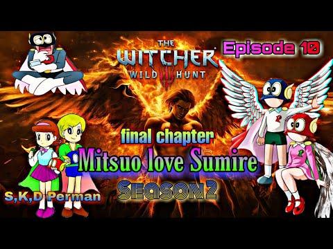 The Watcher Wald Mitsuo love Sumire season 2 episode 10 final chapter Perman fan made story