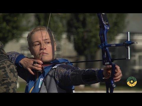 Команда «INVICTUS GAMES»: Майя Москвич