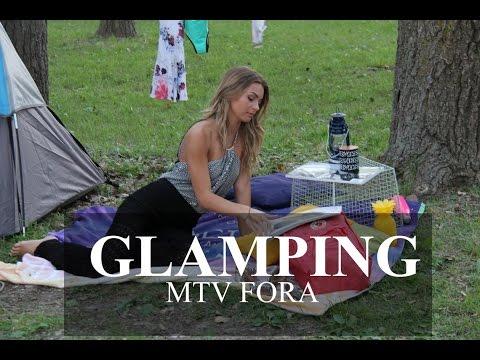 GLAMPING LOOKBOOK видео