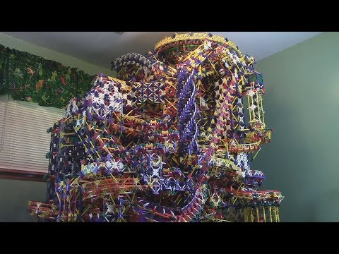 Video TOP 10 Most AMAZING K'NEX Creations download in MP3, 3GP, MP4, WEBM, AVI, FLV January 2017