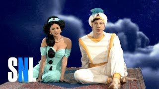 Video Aladdin - SNL MP3, 3GP, MP4, WEBM, AVI, FLV Maret 2018