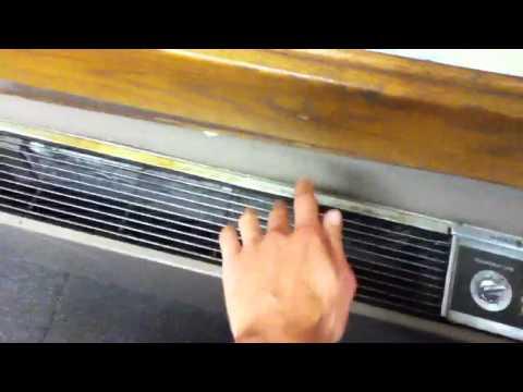 1960's or 70's GE 15,000 BTU air conditioner