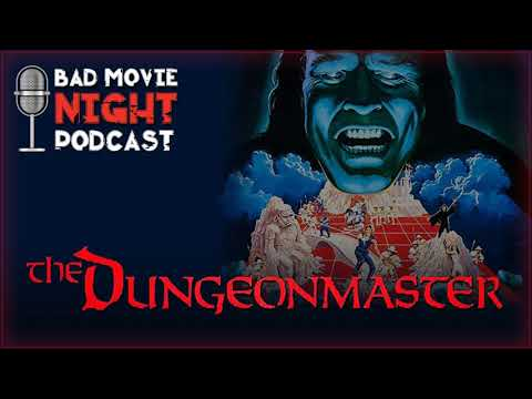 The Dungeonmaster (1984)  - Bad Movie Night Podcast