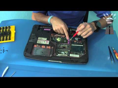 ST - Desarme Acer Aspire 5315