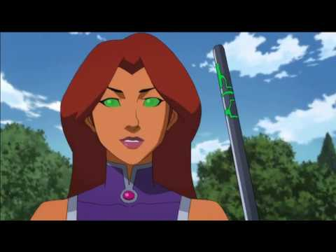 Movie Teen Titans: The Judas Contract Clip BeastBoy Almost Died