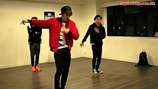 150119 《12金鴨》 12 Golden Ducks Movie - Luhan's Dance Practice 1min ver.