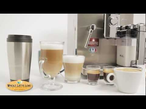 Quick Look: Saeco Xelsis Espresso Machine