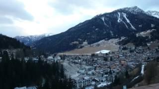 Moena Italy  city images : Moena Italy Winter 2016 TimeLapse