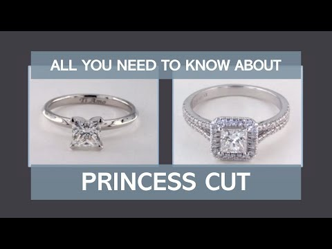 How to Buy a Princess Cut Diamond