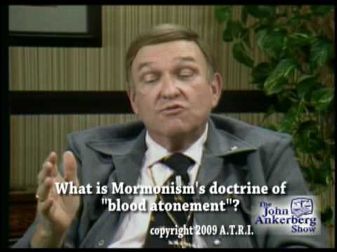 "What is Mormon Doctrin of ""blood atonement""?"