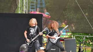 Video Marturos - Superheroes of tomorrow live RockFest Rudno 2018