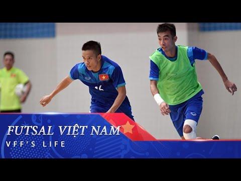 GIAO HỮU QUỐC TẾ: FUTSAL VIỆT NAM 1-4 CLB JAEN