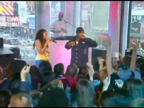 Ashanti and Ja Rule  - Foolish and Always On Time (Live on TRL)
