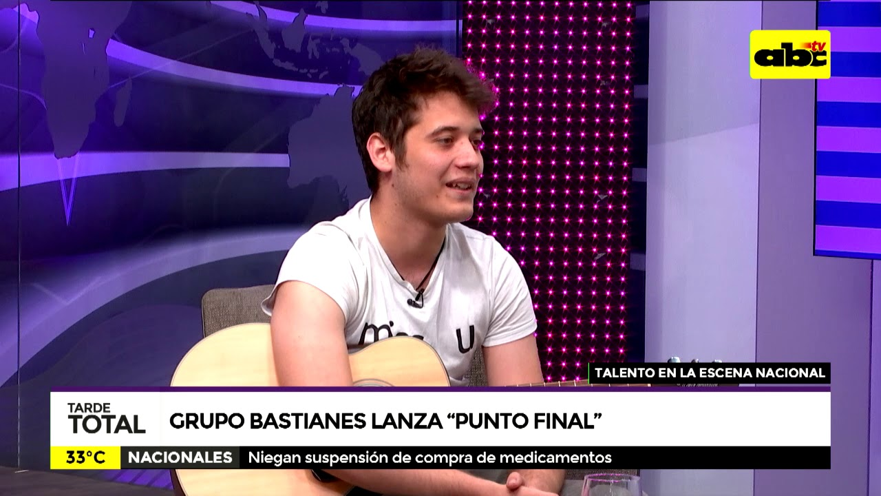 """Grupo Bastianes lanza """"Punto Final"""", primer corte de difusión"""
