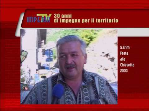 30 ANNI DI IMPEGNO : SANT' ERIM 2003