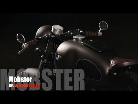 Motociclete Cafe Racer, înainte și după