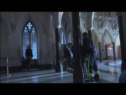 Canada : Fusillade dans le Parlement, 2 morts, 3 blessés dont un député (MàJ : nouvelle vidéo de la fusillade )