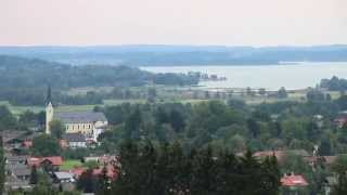 Bernau am Chiemsee Germany  city images : View over Bernau am Chiemsee (Germany)