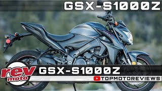10. 2018 SUZUKI GSX-S1000Z Review Rendered Price Release Date