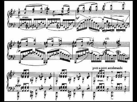 RACHMANINOV, Prelude in G minor Op. 23/5 (Alberto Lodoletti, piano)