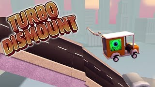 Turbo Dismount - Part 4   JACK TRAFFIC JAM