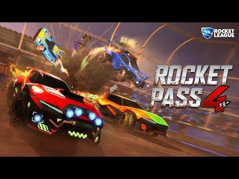 Rocket League® - Rocket Pass 4 Trailer