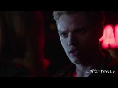 Shadowhunters 1x01 Opening scene
