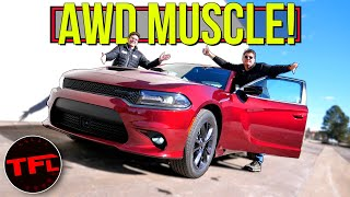 The AWD 2020 Dodge Charger Looks Great, Rides Great, But Is It Too Much Money? Buddy Review by The Fast Lane Car