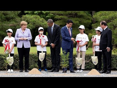 Ιαπωνία: Οικονομία και μεταναστευτικό στην ατζέντα των G7