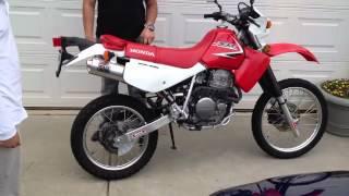4. Honda XR650L