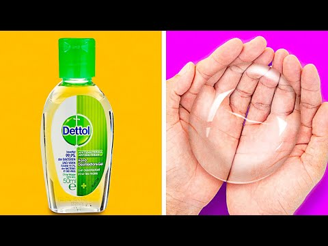 SlIME, 3D PEN, HOT GLUE AND RESIN DIYs || AWESOME CRAFTS