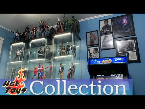 Hot Toys and Pop Culture Collection Tour - January 2021
