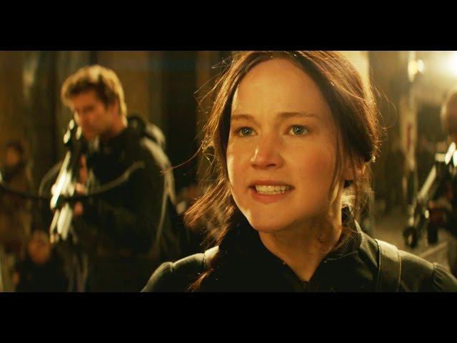Anteprima Immagine Trailer Hunger Games: Il canto della rivolta-Parte 2, trailer italiano