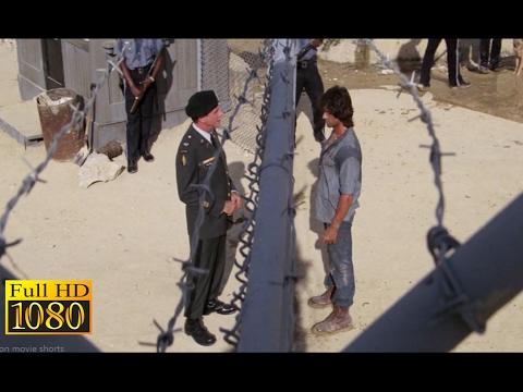 Rambo First Blood 2 (1985) - Opening Conversation Scene (1080p) FULL HD