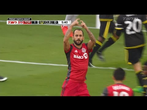 Video: Victor Vazquez Goal - May 26, 2017