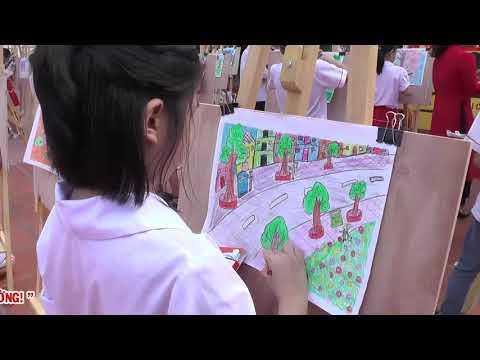 Video Lớp học không tường-Trường TH Bãi Cháy