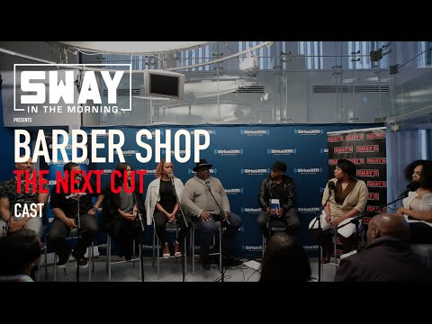 'Barbershop: The Next Cut' Cast shares hilarious stories from their time in Barbershops