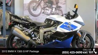 2. 2012 BMW K 1300 S HP Package  - RideNow Powersports Chand...