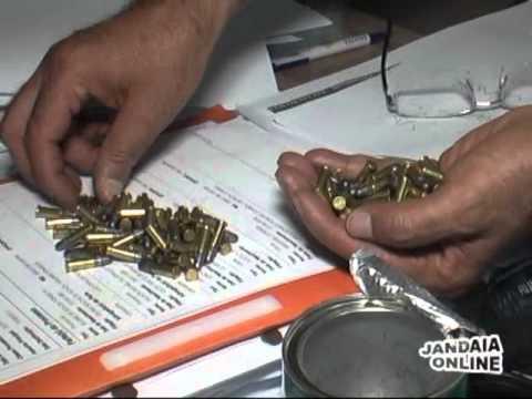 Dois são presos com farta munição em Marumbi