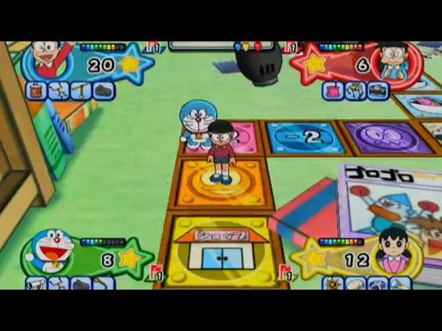 Doraemon Party Gameplay Room Game Download