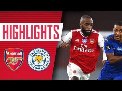 HIGHLIGHTS | Arsenal 1-1 Leicester City | Premier League | Aubameyang, Vardy