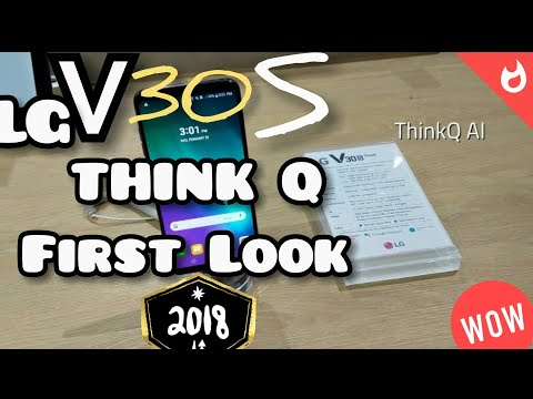 LG V30S ThinQ First Look | Camera, Specs, Features, and More