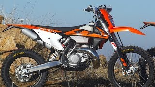 4. RAW 2018 KTM 250XCW 2 Stroke - Dirt Bike Magazine