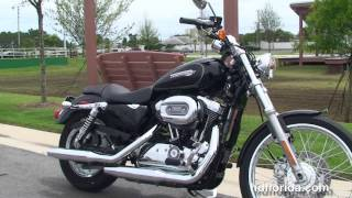 8. Used 2009 Harley Davidson 1200 Custom Motorcycle for sale - Lake City, FL